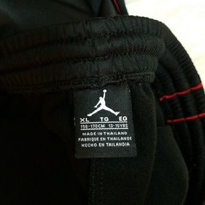 ec7840b9a28747 Nike Bottoms - Jordan Track Jogging Pants (Youth XL)